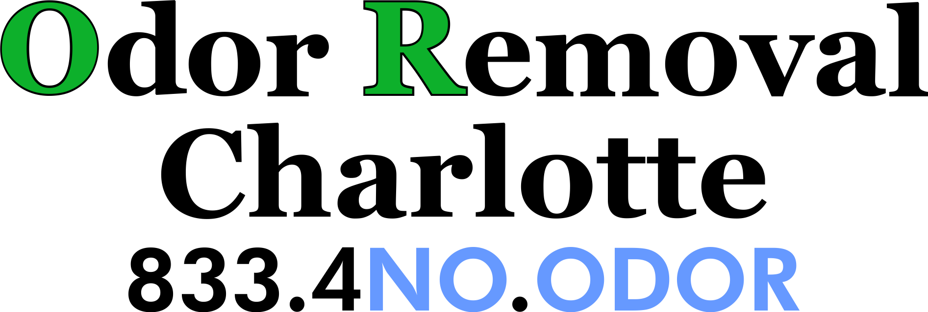 Remove Odor Charlotte, NC | 704-706-9575 | All Odors Gone